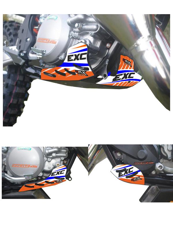 Protecção Motor Enduro PHD