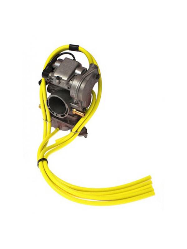 Tubos Carburador Amarelo