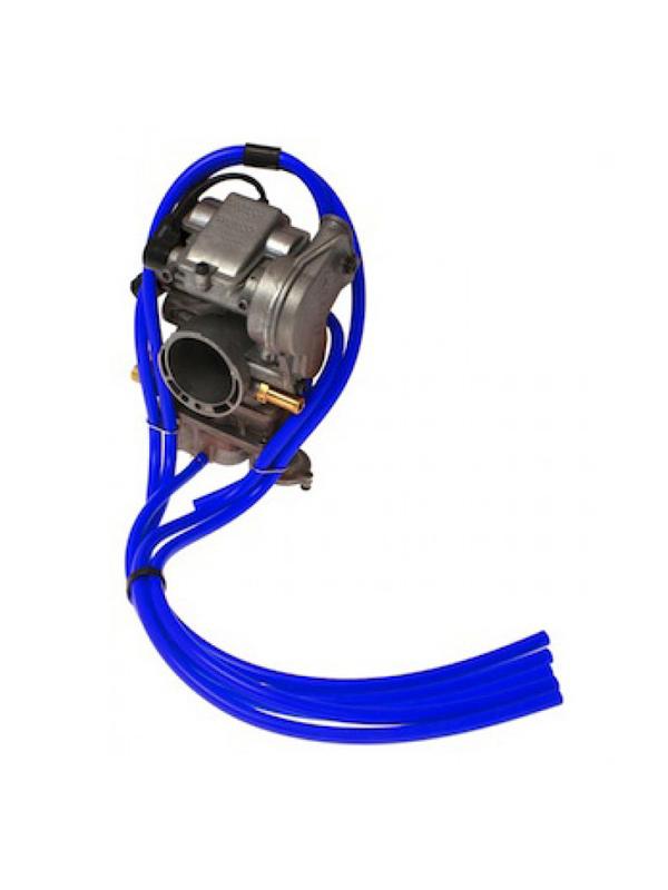 Tubos Carburador Azul