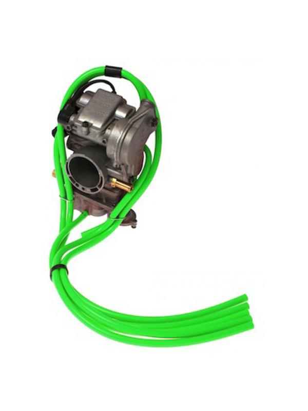 Tubos Carburador Verde